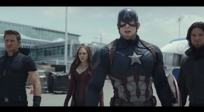 Captain America: Civil War – Trailer Ufficiale HD