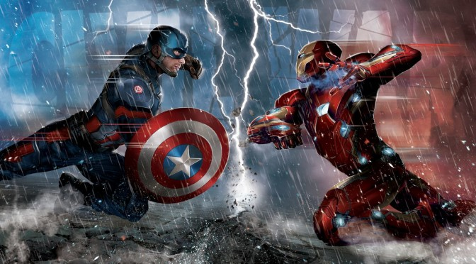 "Capitan America ""Civil War"" – La Riflenzione"